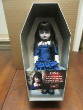 Living Dead Dolls Luna Series 25 Silver Box opened displayed