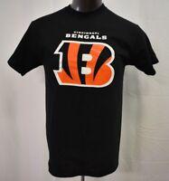 Majestic Mens NFL Cincinnati Bengals Football Shirt NWT M, L, XL, 2XL