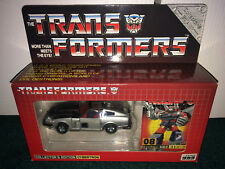 Bluestreak Streak Anime e-Hobby Transformers Takara Collectors Edition 08 MISP!