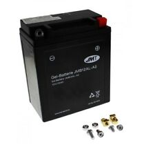 Motorcycle Battery Replacement for YB12AL-A2, 51213, 6Y3PS, Gel Maintenance Free