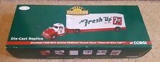 Corgi Heavy Haulers Diamond T620 With Skirted Trailer Truck Fresh up With 7 Up