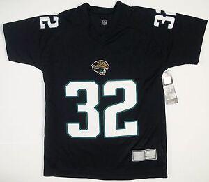New Boys NFL Jacksonville Jaguars Maurice Jones Drew 32 Youth T-shirt Size M-L
