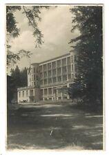 Foto, MORSCHIN, MORSHYN, Polen, Ukraine, ca. 1938, Sanatorium
