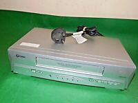 FUNAI Video Cassette Recorder 31B-250 VHS VCR SILVER Tape FAULTY / SPARES