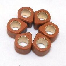 5.5 gram 15X12mm Slider Roller Weights for 50cc 2 stroke Jog Zuma