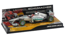Michael Schumacher F1 Minichamps 1:43 German GP Hockenheim 2012 Showcar