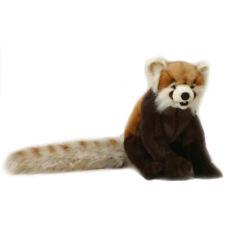 HANSA RED PANDA REALISTIC CUTE SOFT ANIMAL PLUSH TOY 30cm