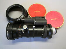 H16 Rx Angenieux Zoom 12-120Mm C-Mount Lens, Motor for Bolex 16Mm Movie Camera