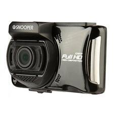 "Snooper DVR-4 HD Professional Truck / Car Dash Cam Camera 1080p HD + 2.7"" Screen"