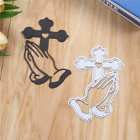 Cross Design Metal Cutting Dies For DIY Scrapbooking Album Paper Cards In I4