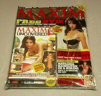 MAXIM MAGAZINE (NOV 2005) JENNIFER LOVE HEWITT/NATASHA HAMILTON + DVD BRAND NEW