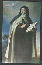 Estampa de Santa Teresa andachtsbild santino holy card santini