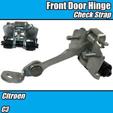 Door Stop Check Strap For Citroen C3 II Front Link Door Right Left Side 9181N0