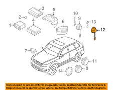 VW VOLKSWAGEN OEM 04-10 Touareg Stereo Audio Radio-Front Door Speaker 7L6035415