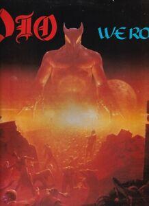 DIO we rock 12INCH UK 1984 EX+ (LP2713)