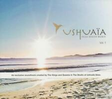 USHUAIA IBIZA BEACH MUSIC = by The Kings and Queens =2CD= DOWNBEAT LOUNGE HOUSE