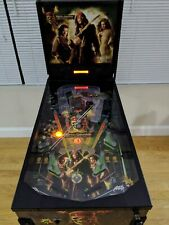 ZIZZLE Pirates of the Caribbean Dead Man?s Chest Pinball Machine - FREE SHIPPING