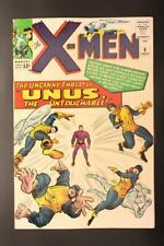 X-Men # 8 - HIGHER GRADE - Cyclops Angel Beast MARVEL Comics