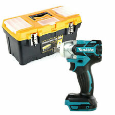Makita DTW285 18V Brushless Impact Wrench With 19inch/49cm Tool Storage Box