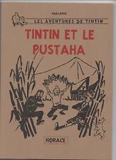 Tintin et le Pustaha. Album inédit en batak. Editions HORACE 2004 Premier tirage