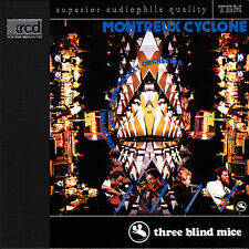 Bingo Miki Montreux Cyclone XRCD JVC New Sealed CD Jazz OOP Three Blind Mice TBM