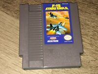 F-15 Strike Eagle Nintendo Nes Cleaned & Tested Authentic