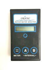 Badger Meter Orion Amr System