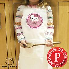 Children's for Girls Cotton Blend Aprons