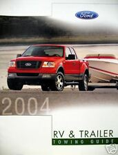 2004 Ford RV & Trailer Towing Guide