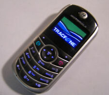 GOOD!!! Motorola c139 Color Dualband GSM Message TRACFONE Cell Phone FREEship!