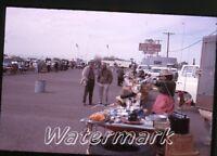 Vintage 1960s photo slide car Apache Junction AZ flea market