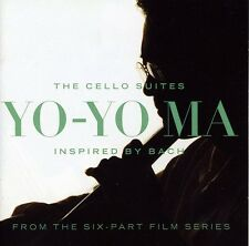 Yo-Yo Ma, John Willi - Inspired By Bach: The Cello Suites [New CD] Rmst, Brill