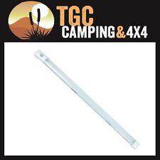 12V 450MM Cool White LED Strip Light Switch Caravan/RV/Cabinet/Marine Cabin Lamp