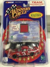Dale Earnhardt 2001 Team Authentics Winners Circle Taz Sheet Metal 1/64