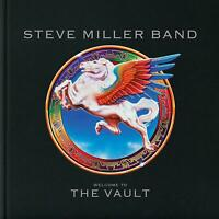 STEVE MILLER BAND - WELCOME TO THE VAULT (LIMITED CD BOX)  3 CD+DVD NEU