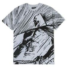 The Hundreds X BATMAN THE DARK KNIGHT RETURNS Men's XL Graphic Tee FRANK MILLER