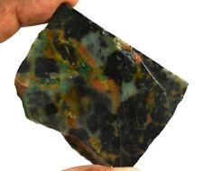 Natural Rare Sonera Sunrise Chrysocolla Cuprite 990 Ct Mexician Gemstone Rough