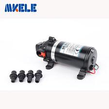 AC220V Water Pump High Pressure Diaphragm Pump 9.5m lift 160psi DP-160s
