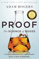 Proof: The Science of Booze (Paperback or Softback)