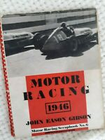 Motor Racing 1946 by John Gibson ~Motor Racing Scrapbook 6