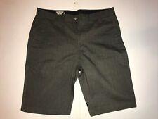 Volcom Surf Olive Green Shorts Men's Size 30