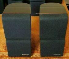 Bose Doppelcube 2x Acoustimass Lautsprecher Satelliten Cube  Redline top zustand