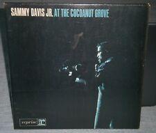 SAMMY DAVIS JR. AT THE COCOANUT GROVE 1962 R-6063/2 REPRISE RECORDS DOUBLE ALBUM