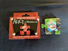 Wdw Disney Park Trading Pin Alice in Wonderland Mystery Puzzle Le Pin 1100