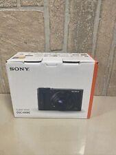 Sony Cyber-shot DSC-HX80 18.2-Megapixel Digital Camera Model: DSC-HX80/B NEW