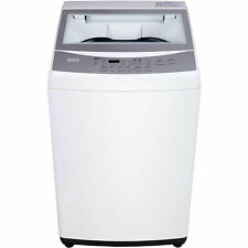 RCA 2 Cu Ft Home Apartment Laundry Washer Washing Machine, White (For Parts)