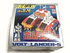 Japan Genuine Voltes V Volt LANDER-5 PB-08 Godaikin Popy