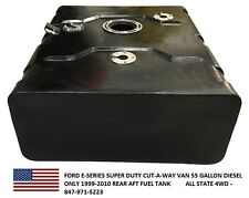 Ford Van Super Duty Cut-AWay 55 Gallon Diesel Plastic Fuel Tank E-Series 99-2010