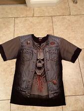 Biker, Heavy Metal T Shirt XXL