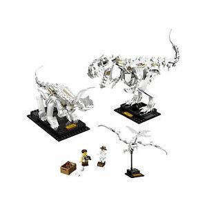 LEGO CREATOR EXPERT 21320 Fossili di dinosauro